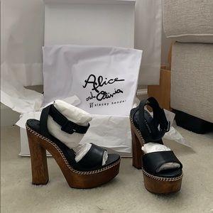 Brand New Alive and Olivia Platform Heels